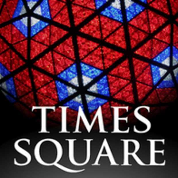 Aftellen op Times Square, ook daar is een app voor