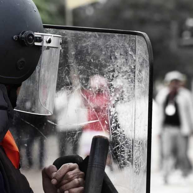 Algoritme kan gewelddadige protesten voorspellen via social media