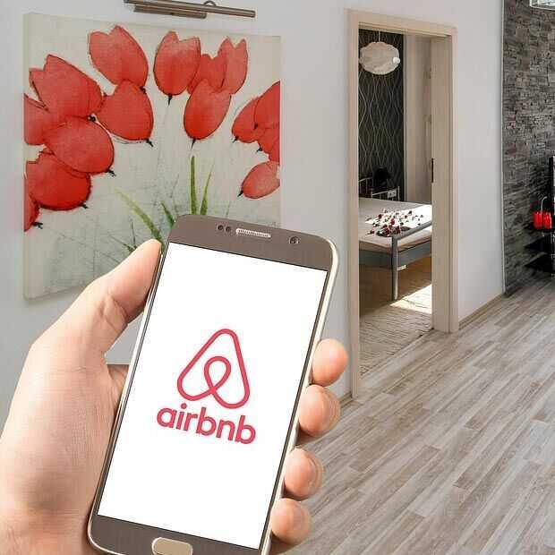 Het gaat niet zo lekker met Airbnb, wil toch beurs op
