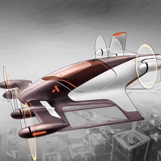 Airbus wil dit jaar nog een vliegende auto testen