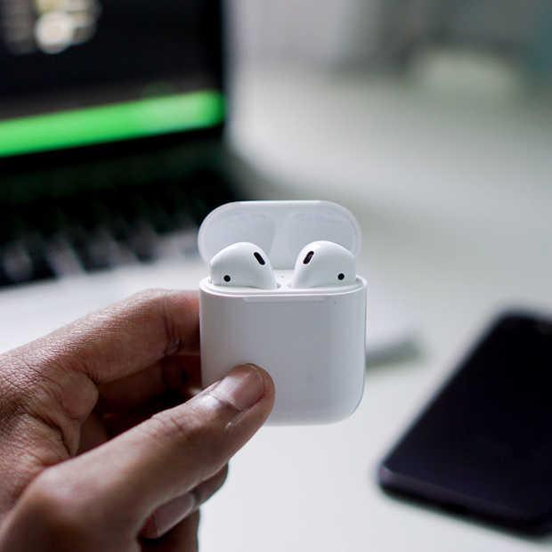 Apple breekt verkooprecords in China met de AirPods - namaakversies in aantocht