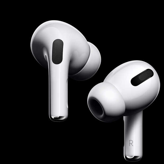 Apple komt met noisecancelling AirPods Pro