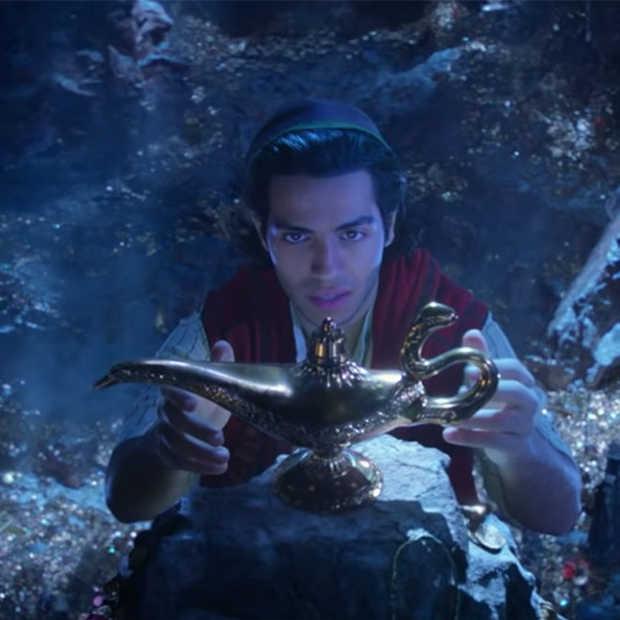 Eerste teaser trailer van Disney's Aladdin