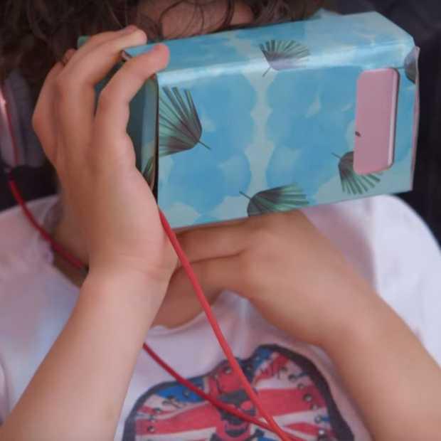 Albert Heijn brengt goedkope virtual reality-brillen op de markt