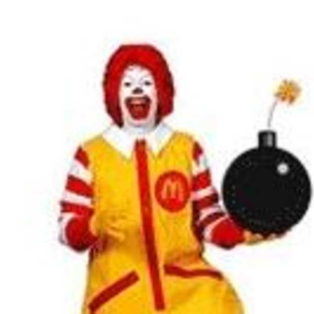 Alert: McDonald phishing mail
