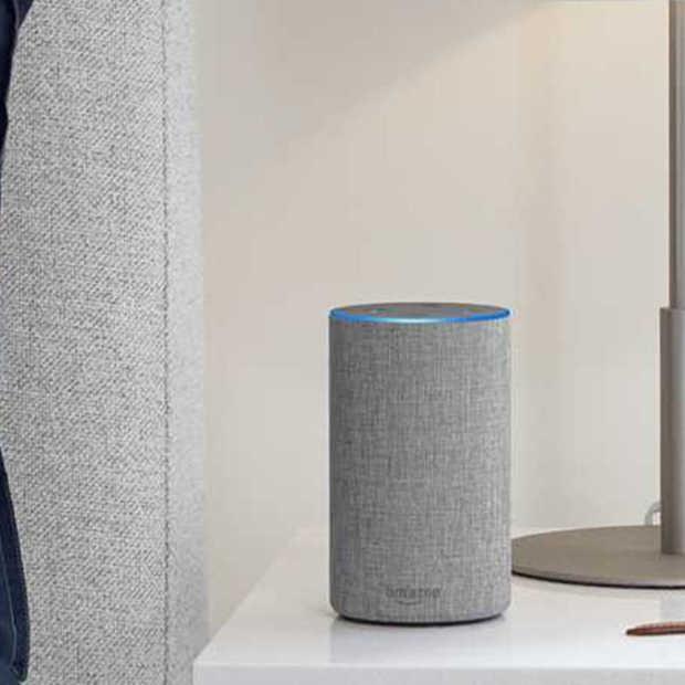 Amazon lanceert Alexa voor hotelkamers