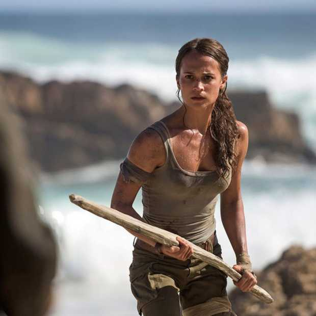 Tomb Raider Lara Croft is terug en wij vinden haar geweldig