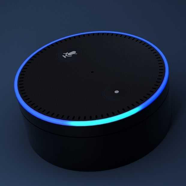 Random gesprek triggert Alexa, die het doorstuurt naar contact
