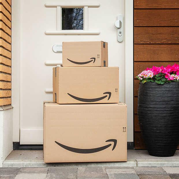 Amazon nu echt van start in Nederland