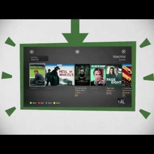 Amazon Instant Video on Xbox LIVE
