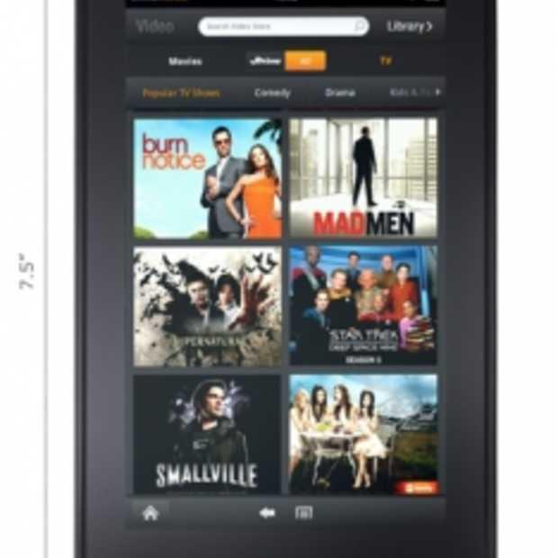 Amazon's persevent op 6 september, een nieuwe Kindle?