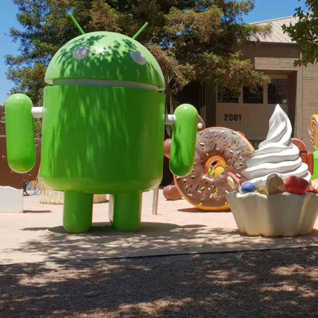 Google neemt afscheid van toetjes en koekjes: nieuwe Android-versie heet Android 10
