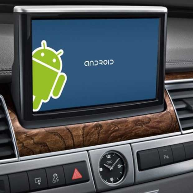 Android officieel in Audi, General Motors, Honda en Hyundai