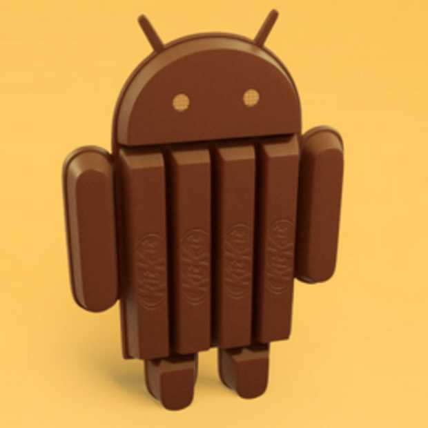 Android presenteert..... KitKat