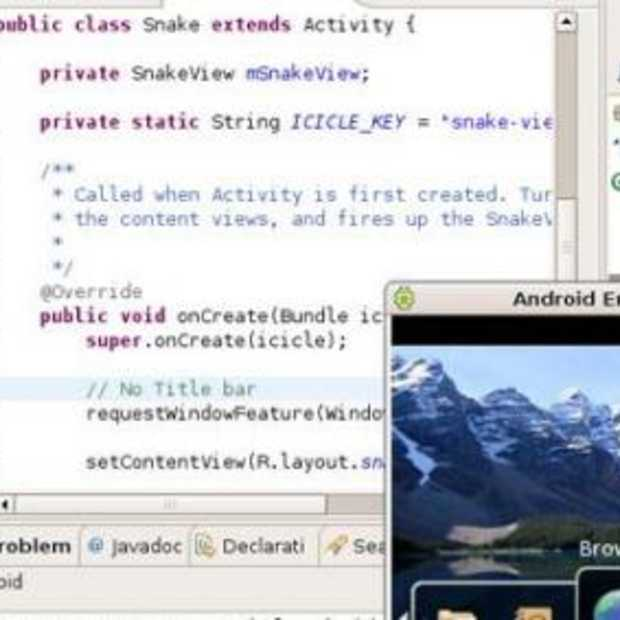 Android SDK 1.0 release