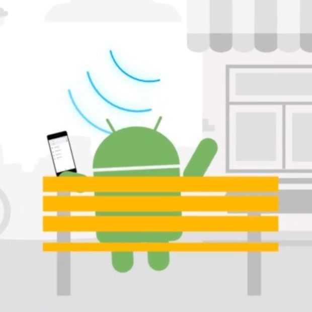Android 8.1 update laat je zien welke gratis WiFi het snelste is