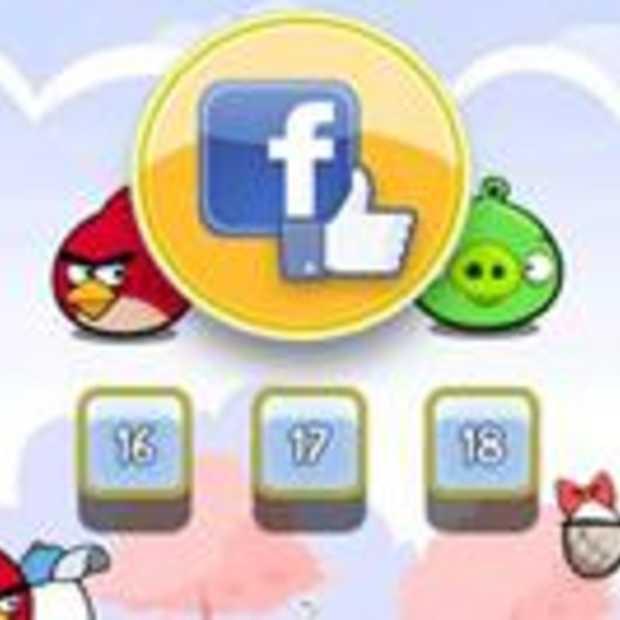 Angry Birds binnenkort ook beschikbaar op Facebook