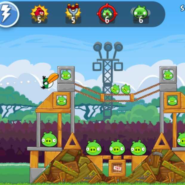 Angry Birds Friends verkrijgbaar voor Android en iOS