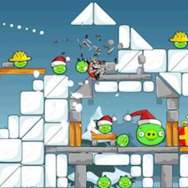 Angry Birds : The Christmas Edition