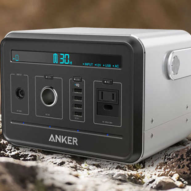 Deze batterij kan 40 dagen op rij je smartphone opladen