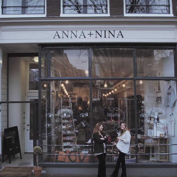 Amsterdamse winkel gecopypaste naar NewYork