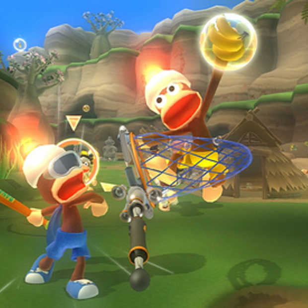 Ape Escape: apen opruimen met de Playstation Move