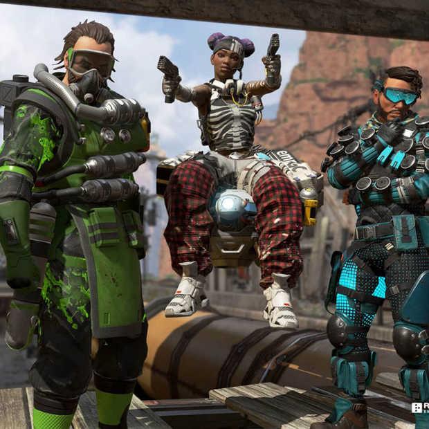 Apex Legends krijgt er 10 miljoen gamers in 3 dagen bij