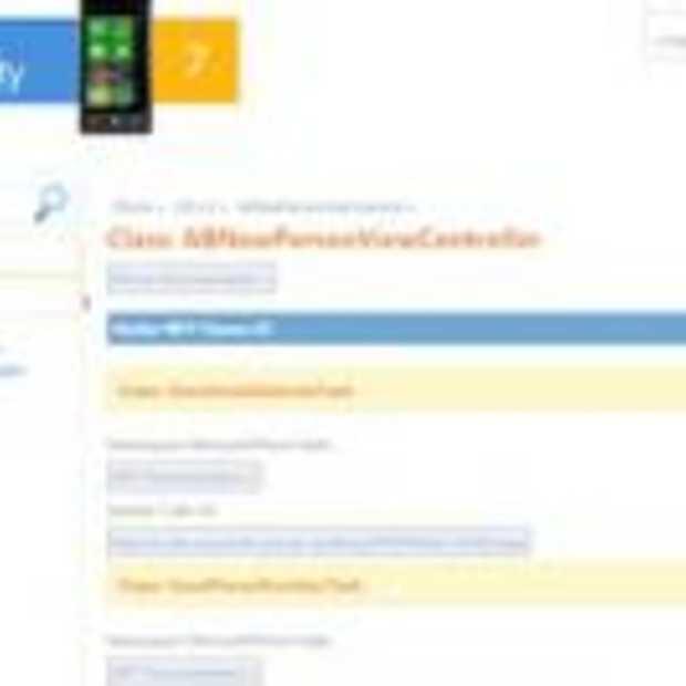 API voor het migreren van iPhone Apps naar Windows Phone