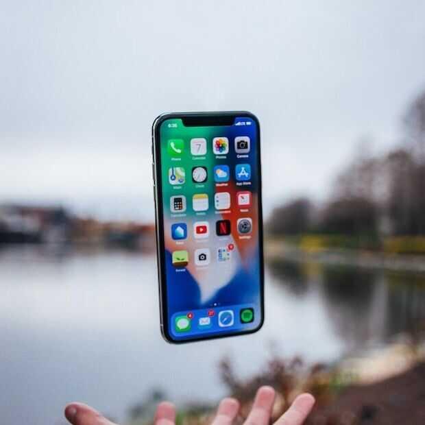 Apple boekt een nieuw recordkwartaal