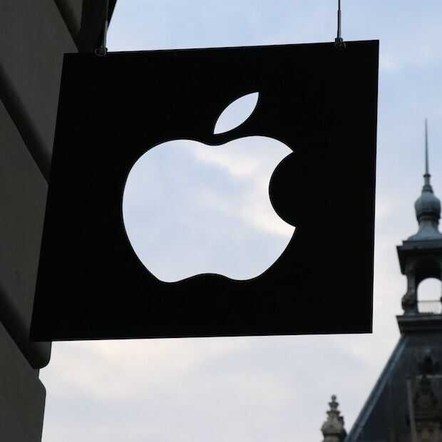 Apple omzet in tweede kwartaal weer fors gestegen