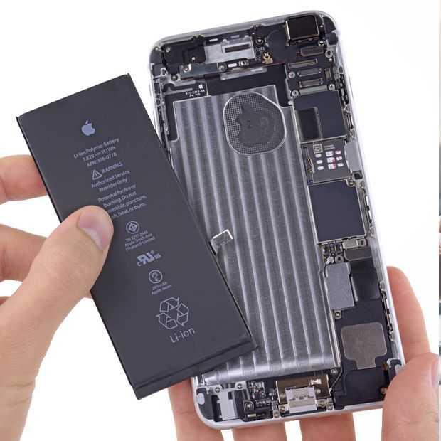 iPhone batterij al te bestellen voor 30 euro, als je geduld hebt