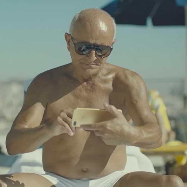 Bijzondere nieuwe iPhone 7 commercial