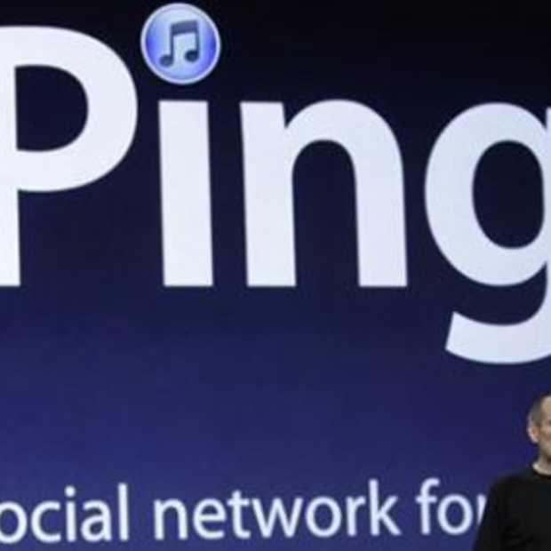 Apple introduceert Ping, een Social Netwerk voor muziekliefhebbers [UPDATE]