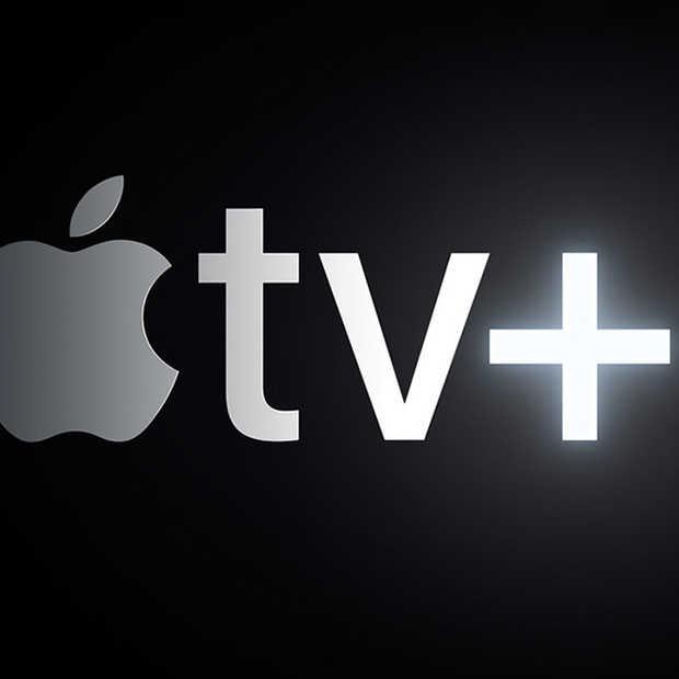 Alleen de allerbeste tv- en filmmakers komen aan bod bij Apple TV+