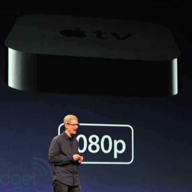 Apple Live event: Apple TV eindelijk naar 1080p