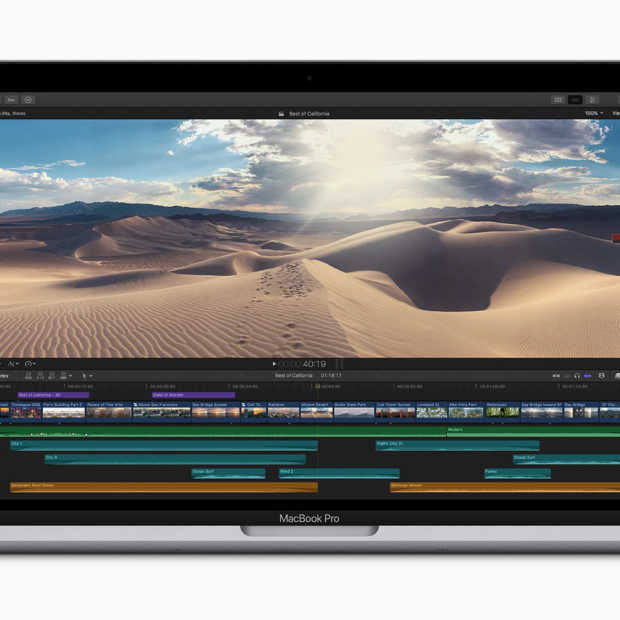 ​Apple komt met nieuwe 13-inch MacBook Pro met Magic Keyboard