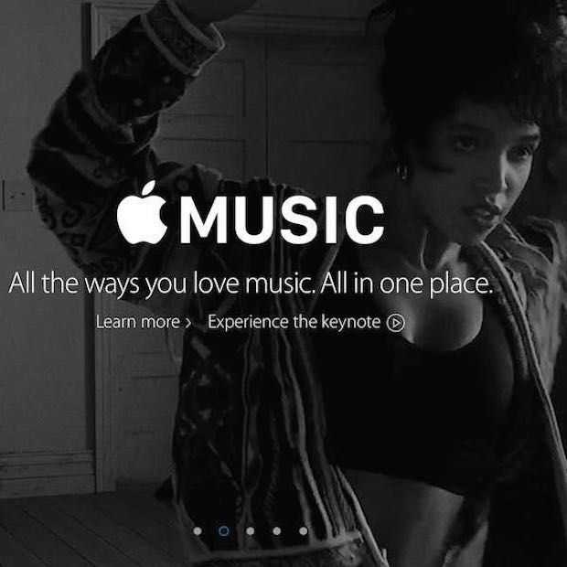 Apple Music betaalt 0,2 cent per liedje
