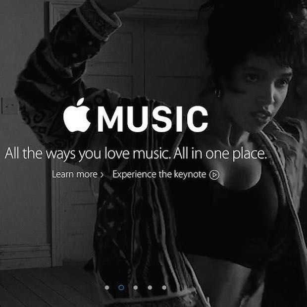 Apple Music betaalt 0,2 cent per liedje
