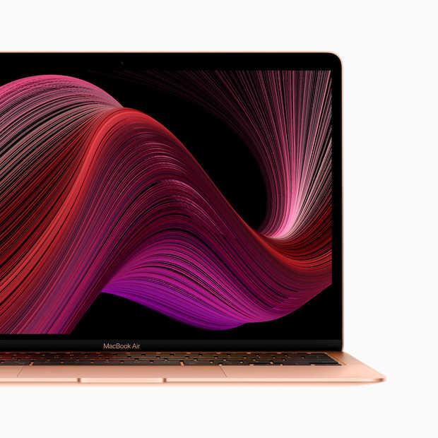 Apple komt met nieuwe MacBook Air: sneller, meer opslag en slechts 1199 euro
