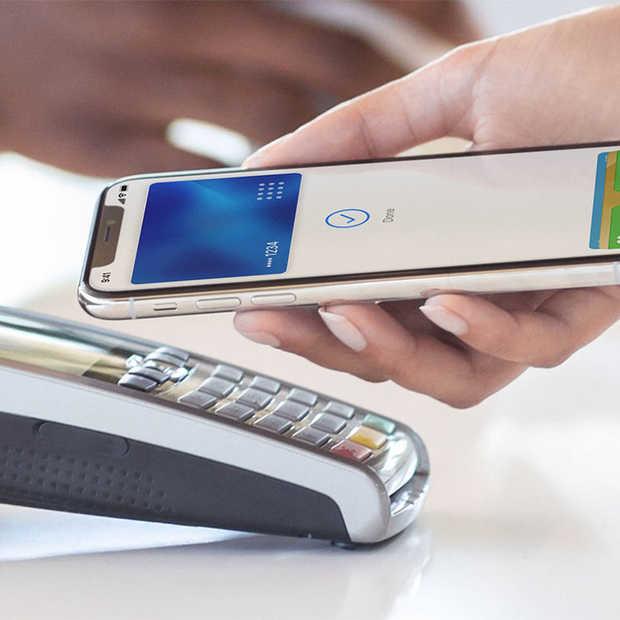 Apple Pay nu ook te gebruiken bij Pathé, Coolblue, Omoda