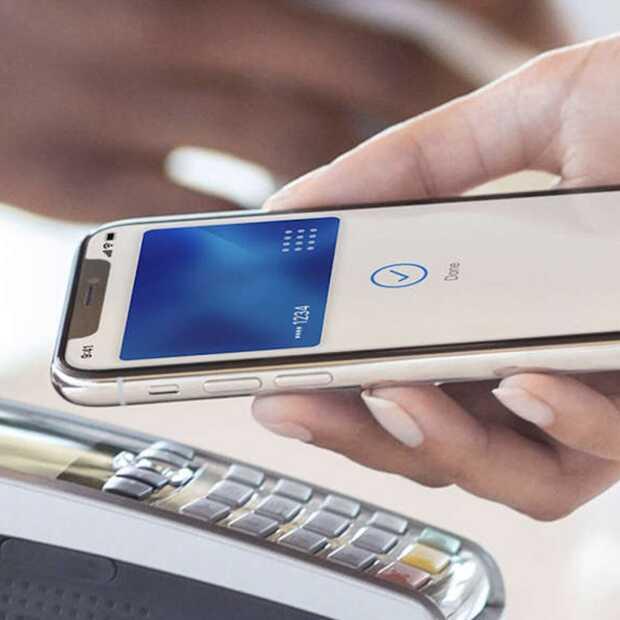 Apple Pay beschikbaar voor alle Amex- en Flying Blue American Express-kaarthouders