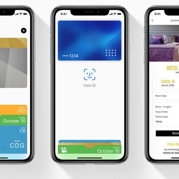 Apple Pay verovert de markt van mobiel betalen in Amerika