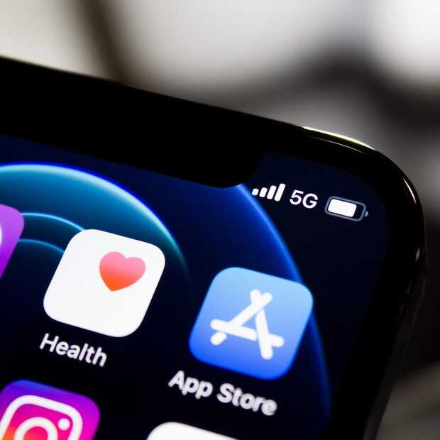 Dit zijn de populairste apps van 2020 uit de App Store