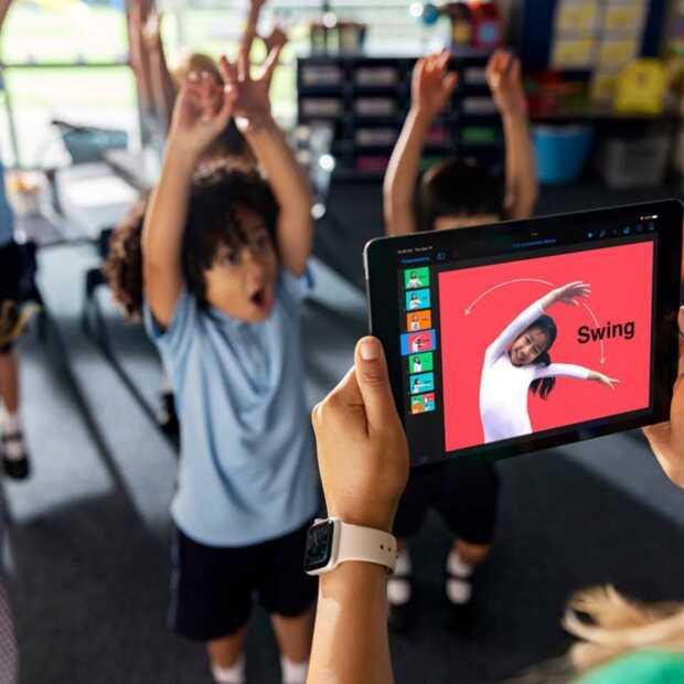 Apple onthult nieuwe middelen om op de basisschool te leren programmeren