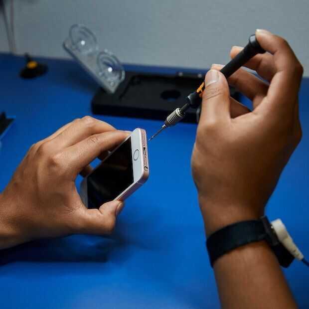 Apple's Independent Repair provider programma gaat global