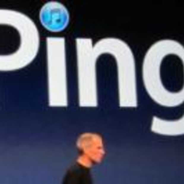 "Apple's Ping is niet ""The best Thing"""