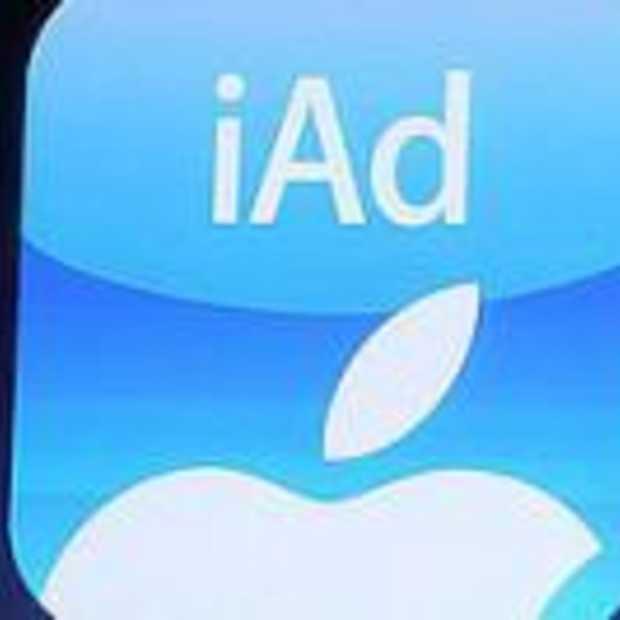 Apple start 1 juli met iAds