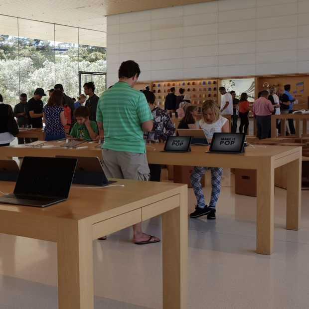 Apple sluit opnieuw winkels in VS vanwege verdere uitbraak Covid-19