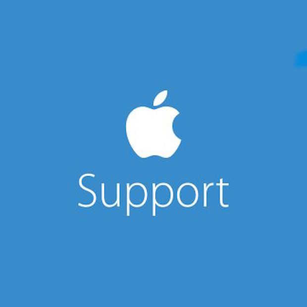 Apple lanceert @Applesupport Twitter-account