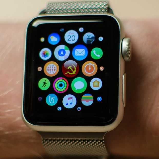 Apple Watch mag niet mee in top-level meetings UK